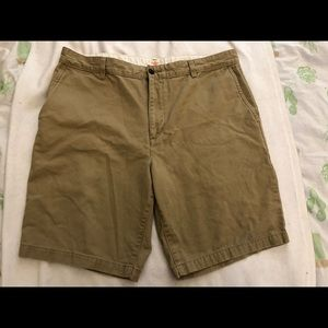 Men's Dockers Chino shorts, khaki, preppy